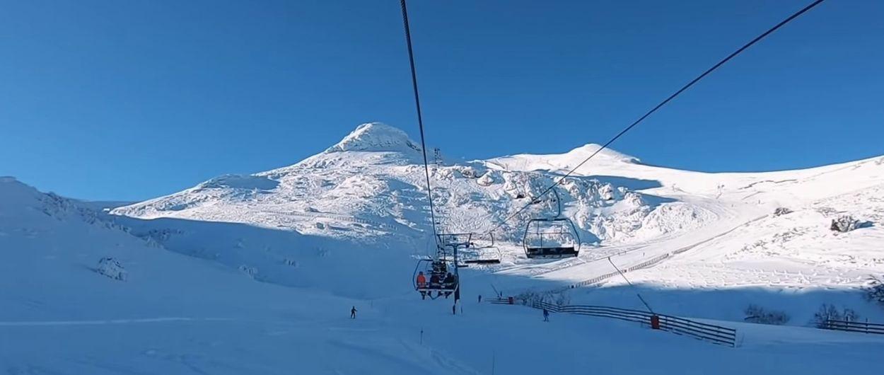 Valgrande-Pajares tiene todavía tres servicios a esquiadores pendiente de licitar