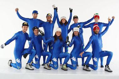 Selección Oficial de esquí alpino de Italia para la temporada 2021-2022