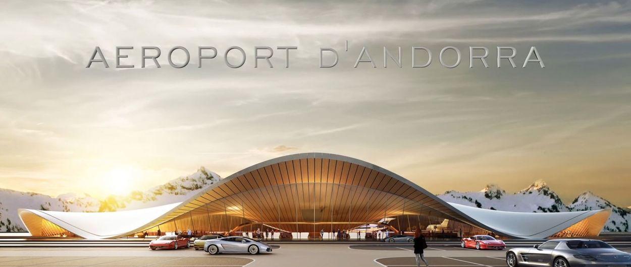 Andorra descarta construir el aeropuerto de Grau Roig