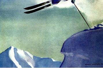 Congreso Internacional sobre la historia del esqui en Mammoth Lakes