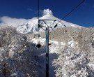 Por actividad eruptiva en Volcán Villarrica no abrirá el centro de ski  Pucón