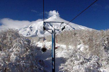 Centro de Ski Pucón abrirá el 1º de Julio