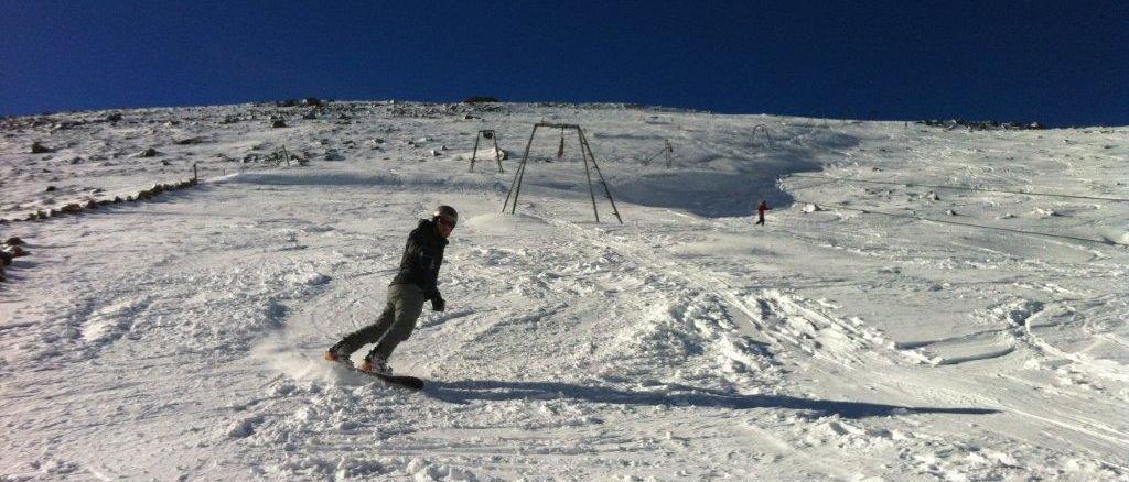 Matroosberg: Lo más al sur de Africa que se puede esquiar