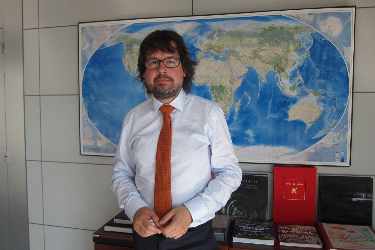 Ricard Font i Hereu, Presidente de FGC
