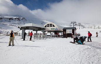 Alto Campoo podría estrenar su nieve artificial este invierno