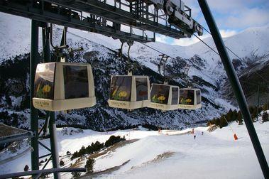 Vall de Núria tendrá nuevo telecabina el año que viene