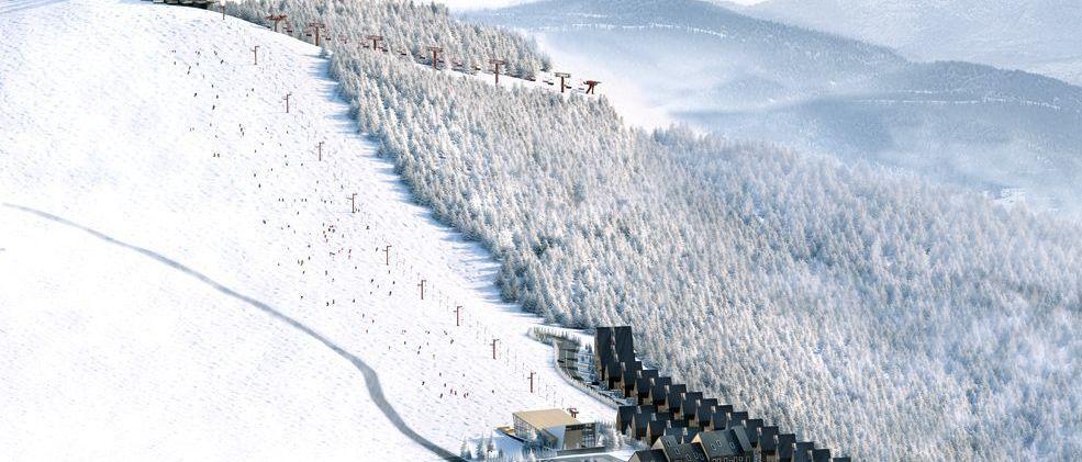 Murotty Valley: Rumanía tiene una nueva estación de esquí