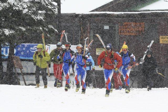 Campeonato Ski de Montaña en Antillanca