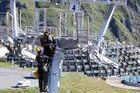 Continuan los trabajos en los nuevos remontes de Tourmalet y Piau-Engaly