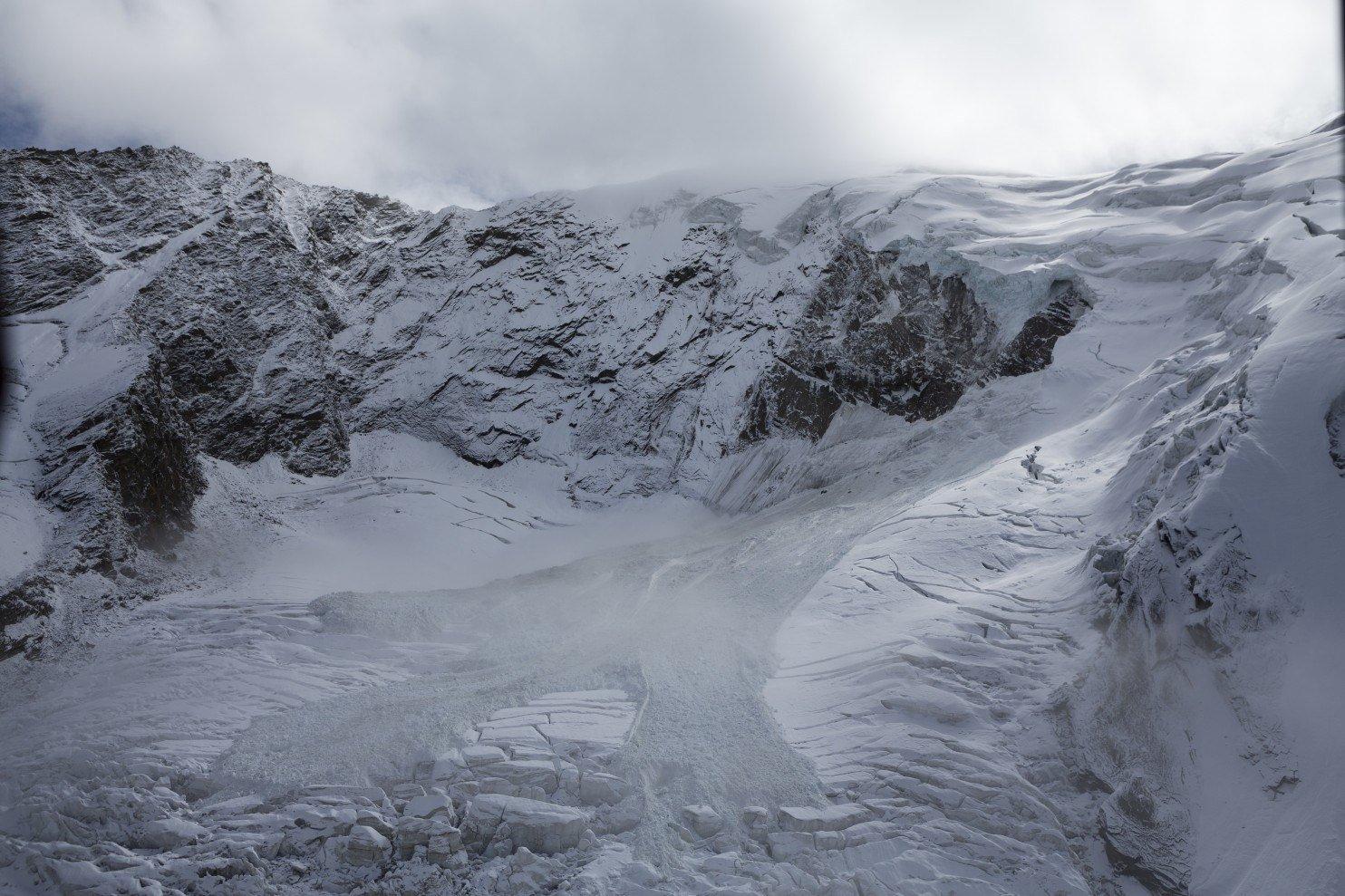 Glaciar Trift