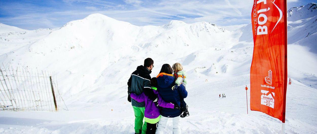 Sale a subasta una parte hotelera de la estación de esquí de Boí Taull