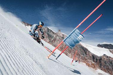 La embajada española del esquí funciona estos días a tope en Saas Fee