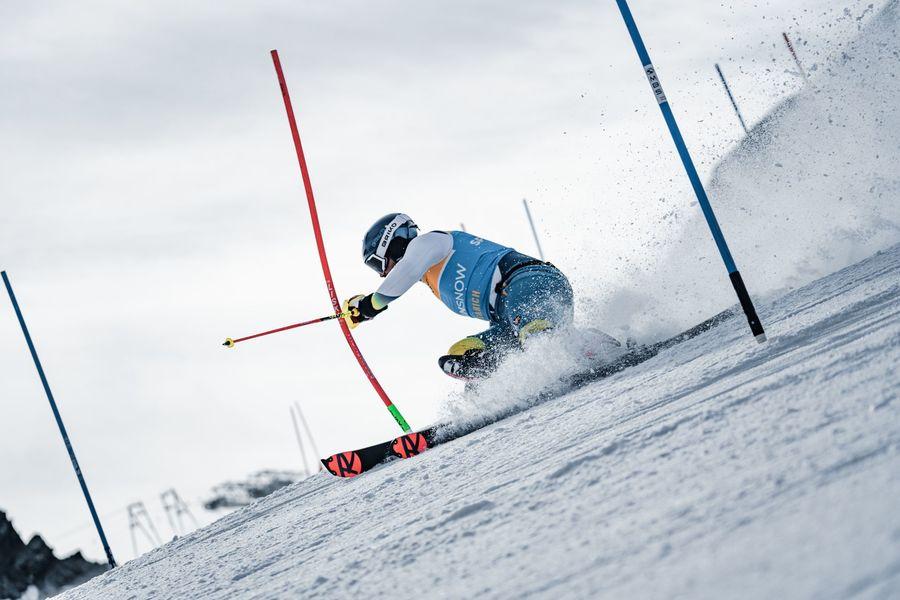 Aingeru Garay esquiador de la RFEDI