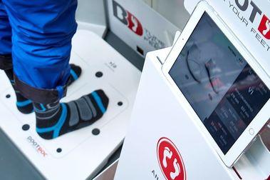 SKFeetSystem de Skiset: acertar en 5 segundos con la mejor bota de esquí para tu pie