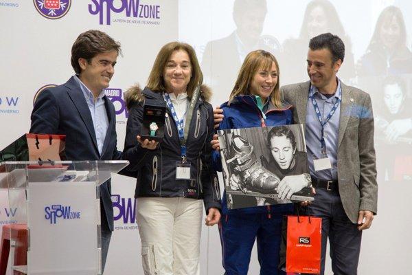 Gala en Honor al Deporte de Nieve