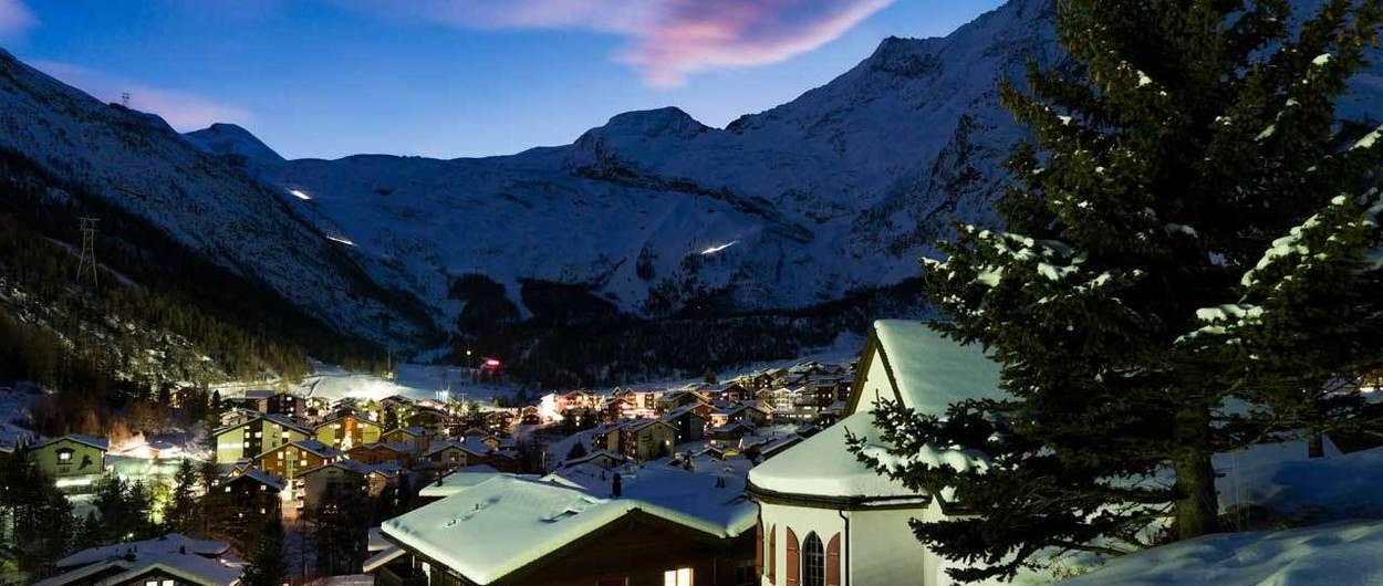 Empresa austriaca llega al rescate de la estación suiza de Saas Fee