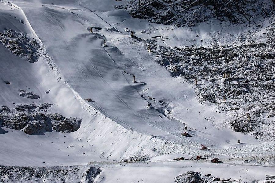 Solden world Ski Cup