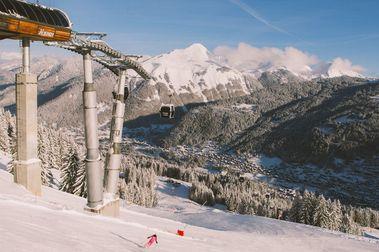 Morzine, un auténtico paraíso entre el Mont Blanc y las Dents du Midi