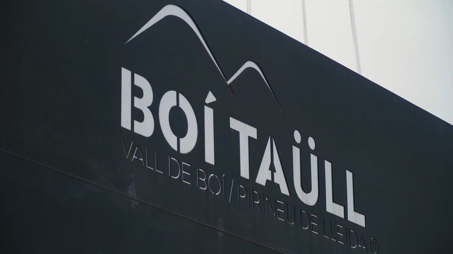 Cartel de Boi Taull Resort