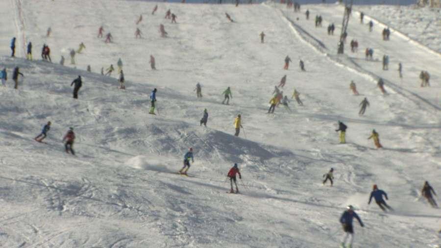 Apertura de temporada del Glaciar de Kaprun 2021