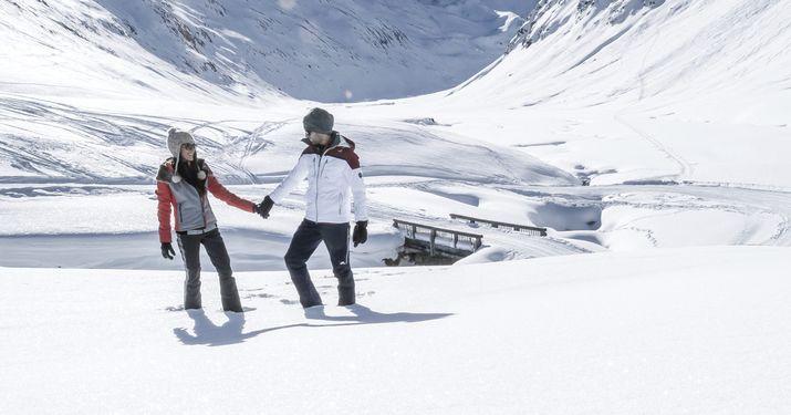 Un plan para unas vacaciones de esquí en el Valle de Ötztal
