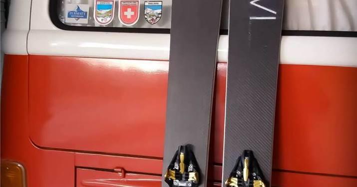 Colección Cervi Skis 2018/2019