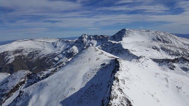 Sierra Nevada a 10 de Noviembre