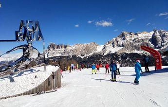 Unos días por Dolomitas, 2-9 marzo 2019