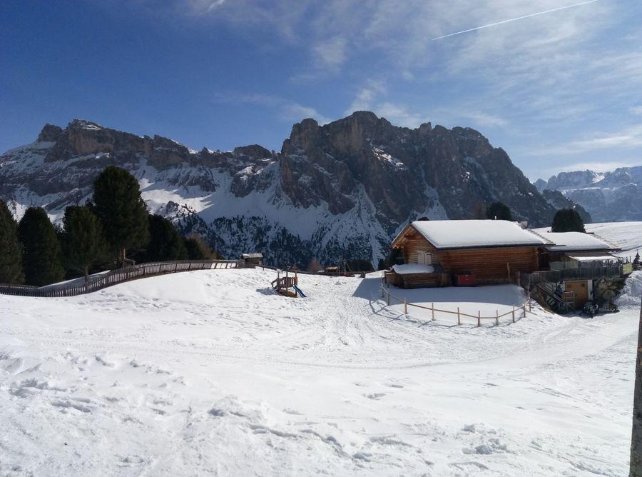 Unos días por Dolomitas, 2-9 marzo 2019l