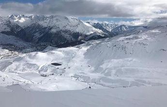Formigal empieza a pisar pistas y se plantea adelantar la temporada de esquí