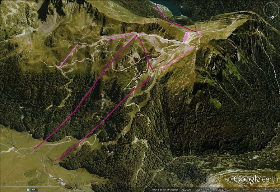 Vistas Google Earth Artouse 2015-16