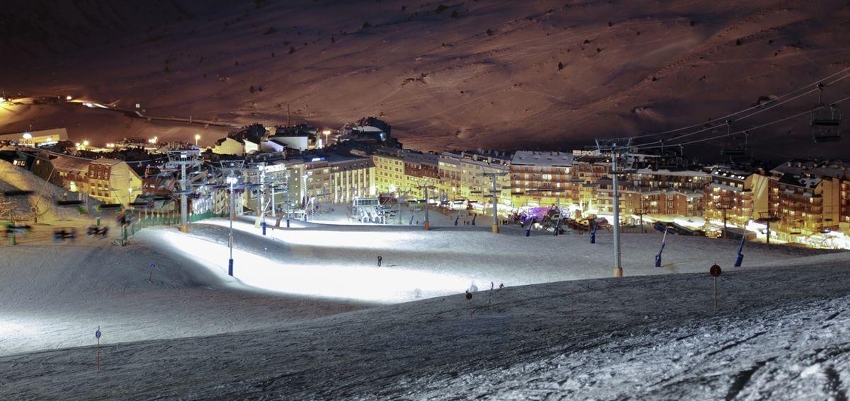 Esquí nocturno Grandvalira