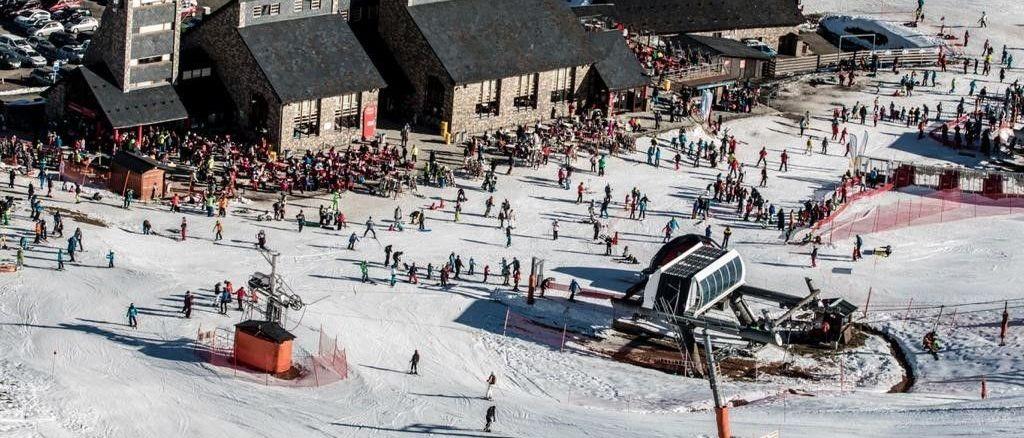 Boí Taull ya ha recibido al 10% de los esquiadores previstos esta temporada