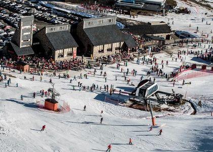 Boí Taull ya ha recibido al 10% de los esquiadores previstos
