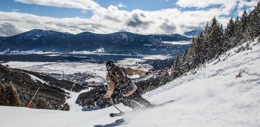 Les Angles, la mejor estación del Pirineo oriental francés