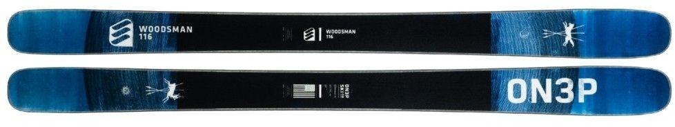 WOODSMAN 116