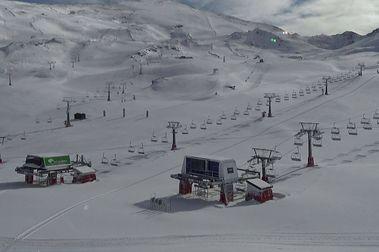 Sierra Nevada abrirá su temporada de esquí el viernes 18 de diciembre