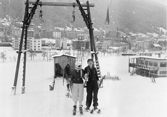 Telesquí de Davos