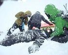 La seguridad en la estación de esquí