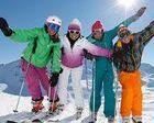 Los jóvenes prefieren más esquí y menos discotecas