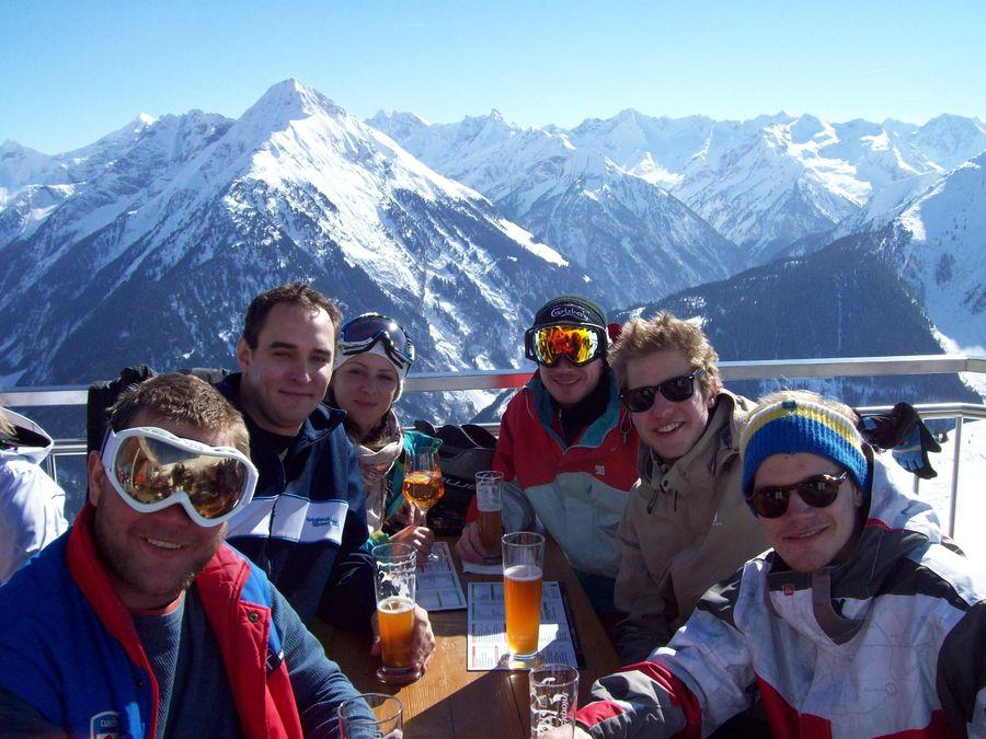 cerveza esqui