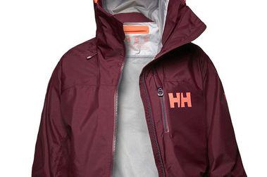 HH Aurora Shell Jacket: El outfit imprescindible de las freeriders