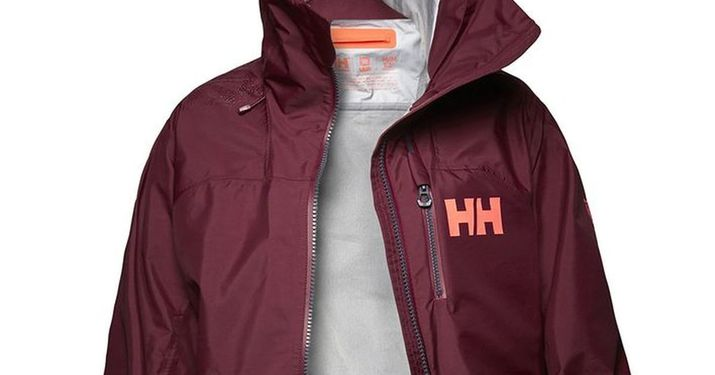HH Aurora Shell Jacket: El outfit imprescindible de las freeriders