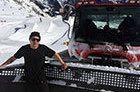 Daniel Rayo. Maquinista SnowPark Pal Arinsal