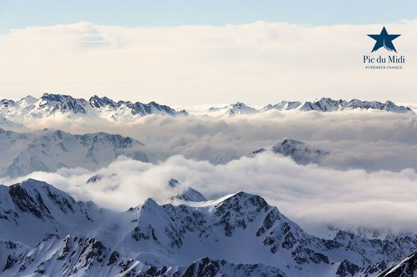 Toma de contacto con el Pic du Midi [feb'18]