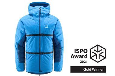 ISPO Gold Awards para la Nordic Expedition Down Hood