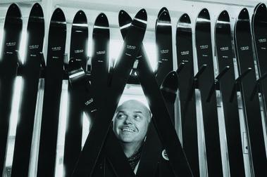 La historia de HEAD: como un mal día de esquí y una buena mano al póker, te pueden llevar al éxito.