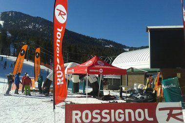 El Ski test de Rossignol y Dynastar pasa mañana por Cerler