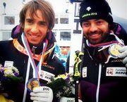 Santacana y Galindo, campeones de la Copa del Mundo