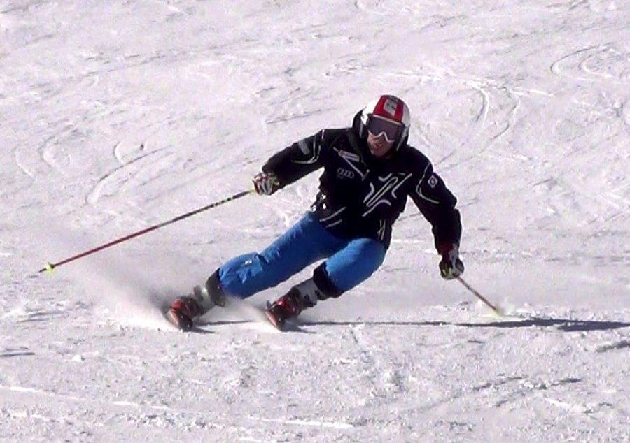 Esqui dolomitas